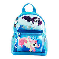 Kite Kids Дошкольный рюкзак пони русалки флаттершай и рарити LP18-534XS My Little Pony Movie