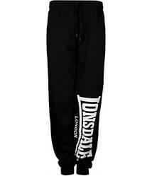 Мужские спортивные штаны Lonsdale 110786 Black