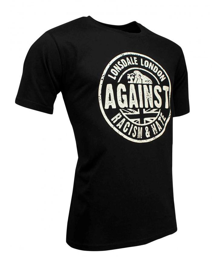 Мужская футболка Lonsdale 111238 Black