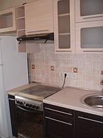 Кухня МДФ комбинированная