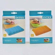 Intex Надувная подушка 68676 NP (24) цветная, 2 цвета SKL11-178770