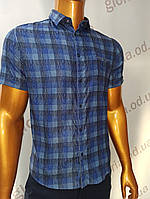 Мужская рубашка Amato. AG.KG19585(s). Размеры: L,XL(2),XXL., фото 1
