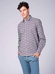 K - MAGOG обычная рубашка