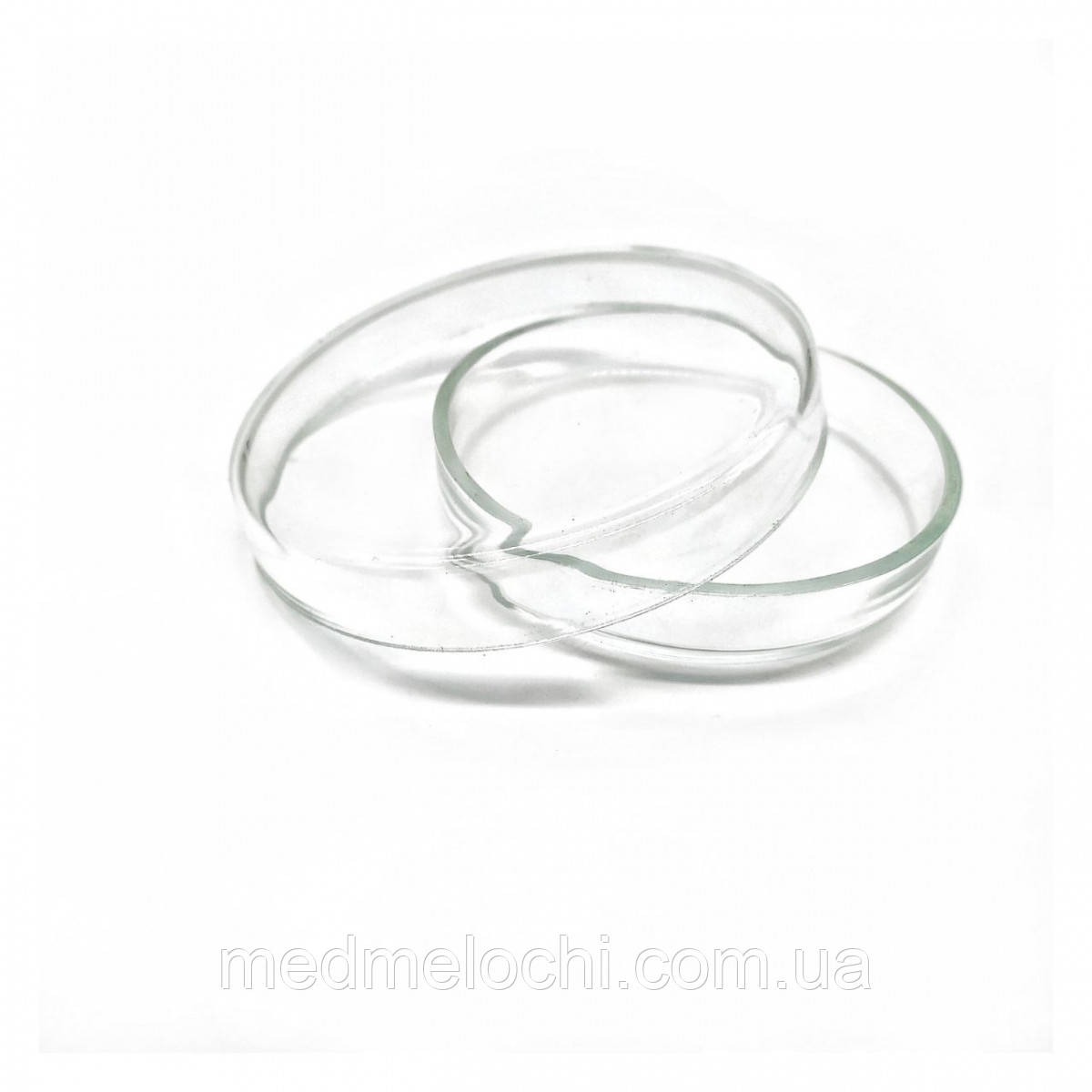 Чашка Петрі 100х20, скляна