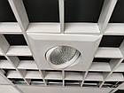 Поворотний LED світильник для підвісної стелі 30W downlight, фото 5
