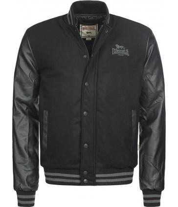 Демисезонная мужская куртка Lonsdale 113912 Black