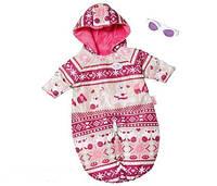 Одежда для куклы Зимний комбинизон Baby Born Zapf Creation 821381