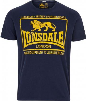 Мужская футболка Lonsdale 115722 Navy