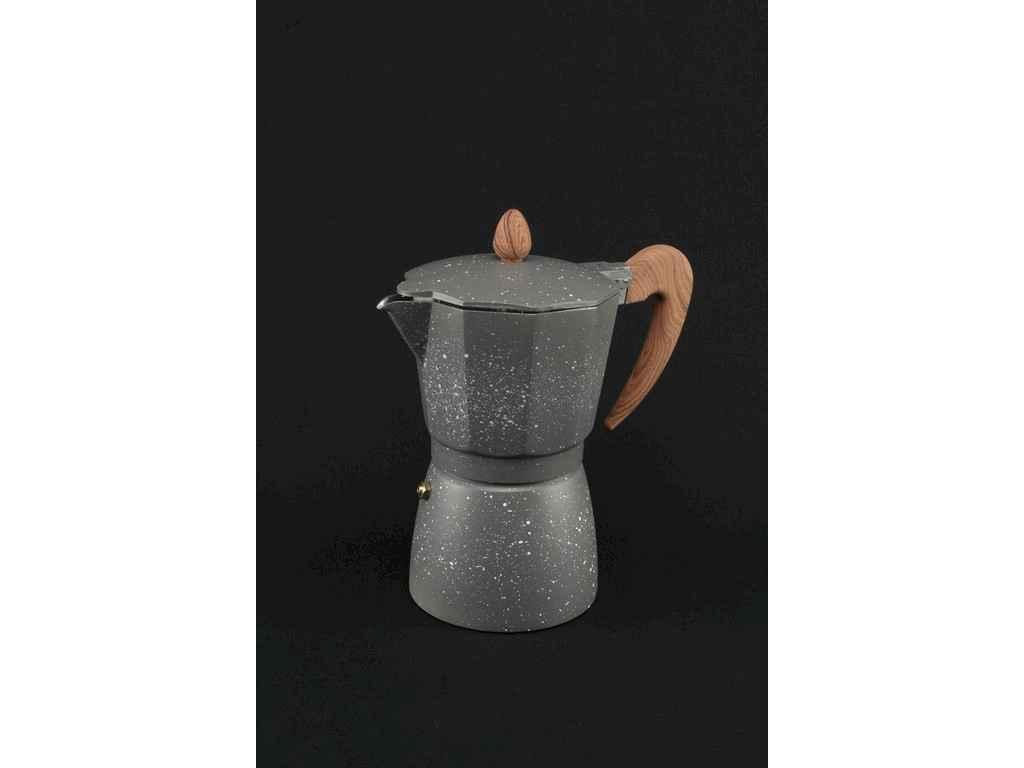 Кофеварка алюминиевая гейзерная А-Плюс 300 мл (2085)