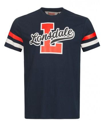 Мужская футболка Lonsdale 115002 Dark Navy