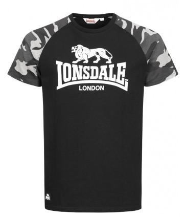 Мужская футболка Lonsdale 113985 Black