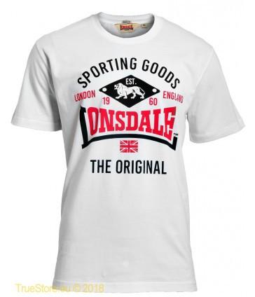 Мужская футболка Lonsdale 113770 White