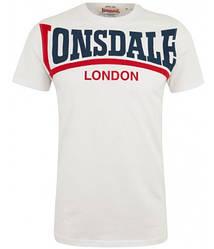 Мужская футболка Lonsdale 113705 White