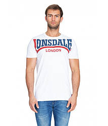 Мужская футболка Lonsdale 113170 White