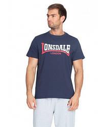 Мужская футболка Lonsdale 113170 Navy
