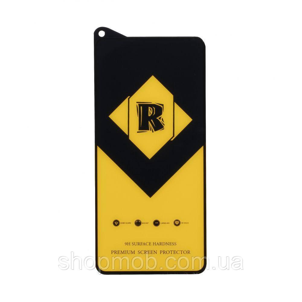 Защитное стекло R Yellow for Huawei P40 без упаковки Цвет Чёрный