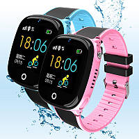 Умные часы GPS Kids Watch HW11 (GPS + LBS + WIFI+ IP67 Waterproof)
