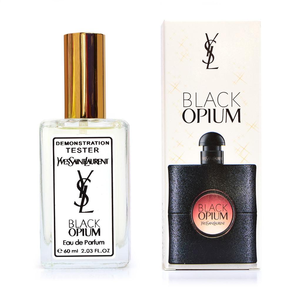 Женский тестер Yves Saint Laurent Black Opium