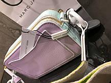 Marc Jacobs Snapshot DTM Small Camera Bag purple light, фото 2