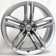Литые диски WSP Italy Audi (W562) Amalfi silver W8 R17 PCD5x112 ET40 DIA57.1