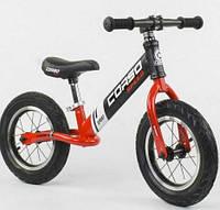 """Велобіг від дитячий """"CORSO"""", 12 дюймів, 83712, червоний"""