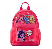 Рюкзак дошкольный Kite Kids My Little Pony 30х22х10 см Розовый Пони