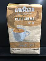 Кофе Lavazza Dolce Caffe Crema в зернах 1 кг