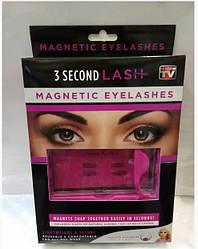 Магнитные ресницы 3 Second lash Magnetic eyelashes