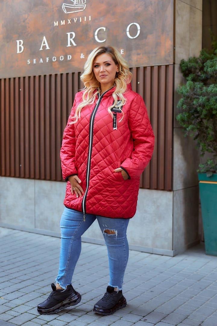 Куртка женская на синтипоне Размеры: 48-50. 52-54 56-58 60-62, 64-66