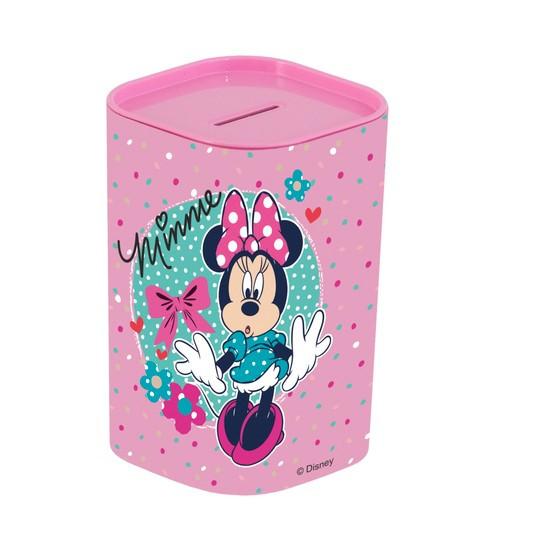 Скарбничка Herevin Money Box Disney Minnie Рожева