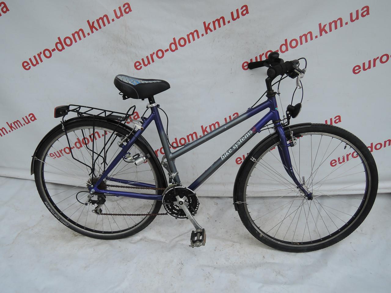 Городской велосипед Bike Systems 28 колеса 21 скорость