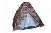Палатка автомат всесезонная, для рыбалки Ranger OneClick (2000х2000х1400мм), дубок