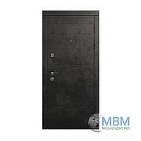 """Вхідні металеві двері в квартиру з МДФ """"Миськбудметал"""" Стандарт ДМВ-С6"""