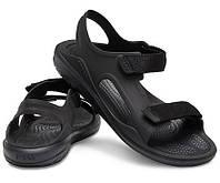 Crocs Swiftwater Expedition Sandal оригинал США W7 37-38 (23.cm) женские сандалии босоножки сандалі original