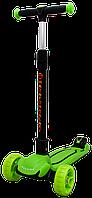 Самокат MARATON Galaxy салатовый, фото 1