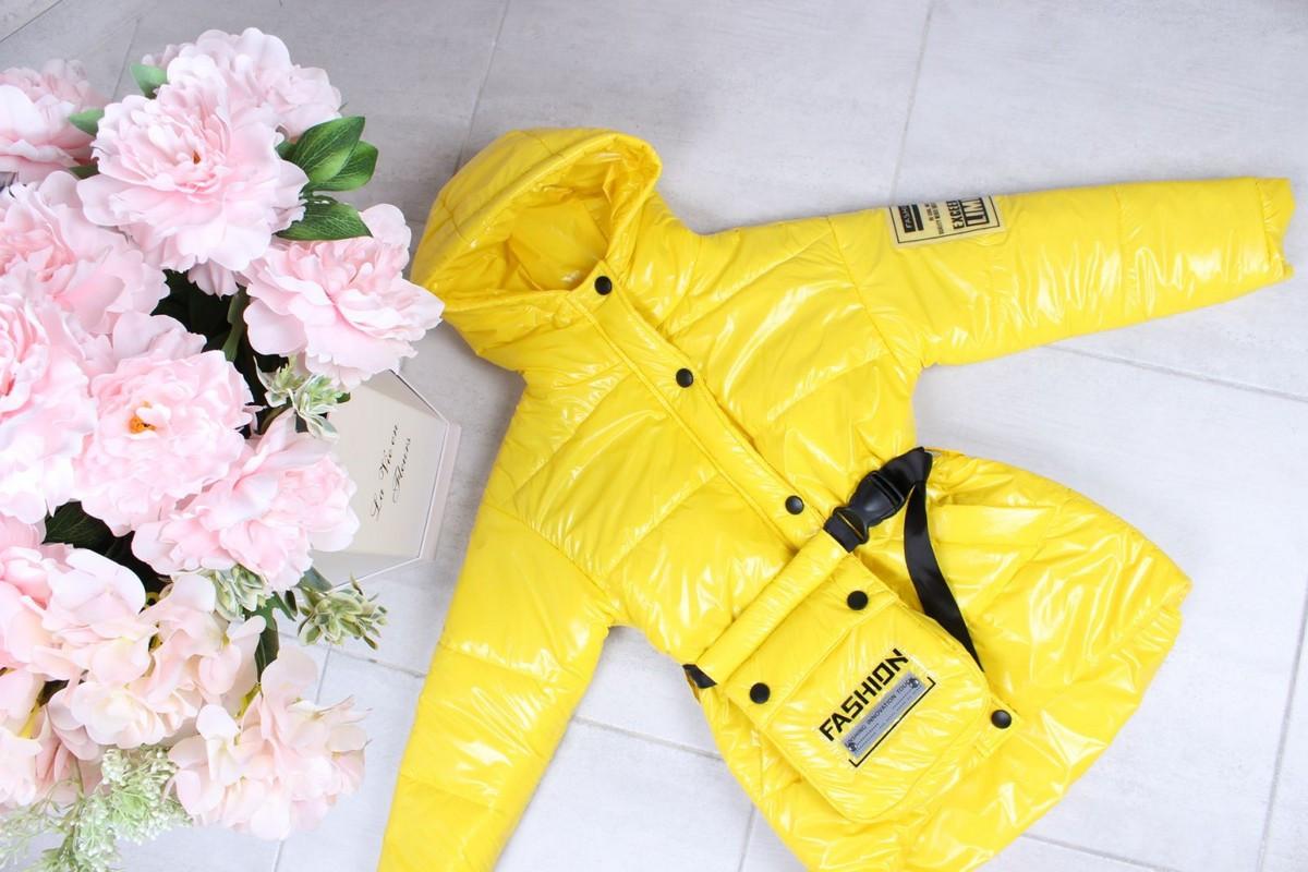 """Куртка на девочку (104-128 см) """"Multik"""" ZR-3548"""