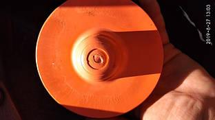 Прокладка пружины задней Ланос (1ремонт) 1шт оранжевая