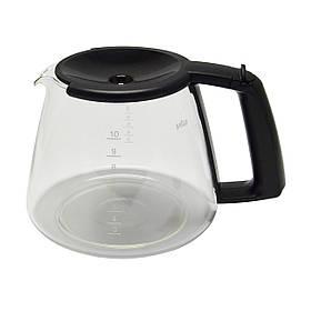 Колба с крышкой для кофеварки Braun 67050717