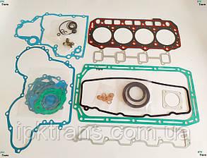 Комплект прокладок двигателя KOMATSU 4D94LE АСБЕСТ