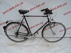 Городской велосипед Krauter 28 колеса 18 скоростей