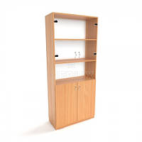 Шкаф для школьных документов со стеклом ШД-4, фото 1