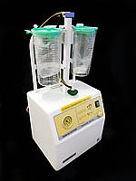 Аспіратор хірургічний електричний SAM 35 Відсмоктувач медичний