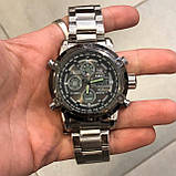 AMST 3022 Metall Silver-Black, фото 3