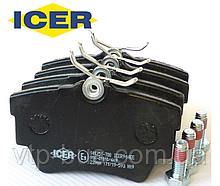 Тормозные колодки задние Renault Trafic III / Opel Vivaro B / Nissan NV300 с 2014... ICER (Испания) 141351700