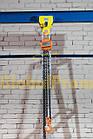 Таль ручная ТРШС 5 т 9 м цепная шестерная, фото 5
