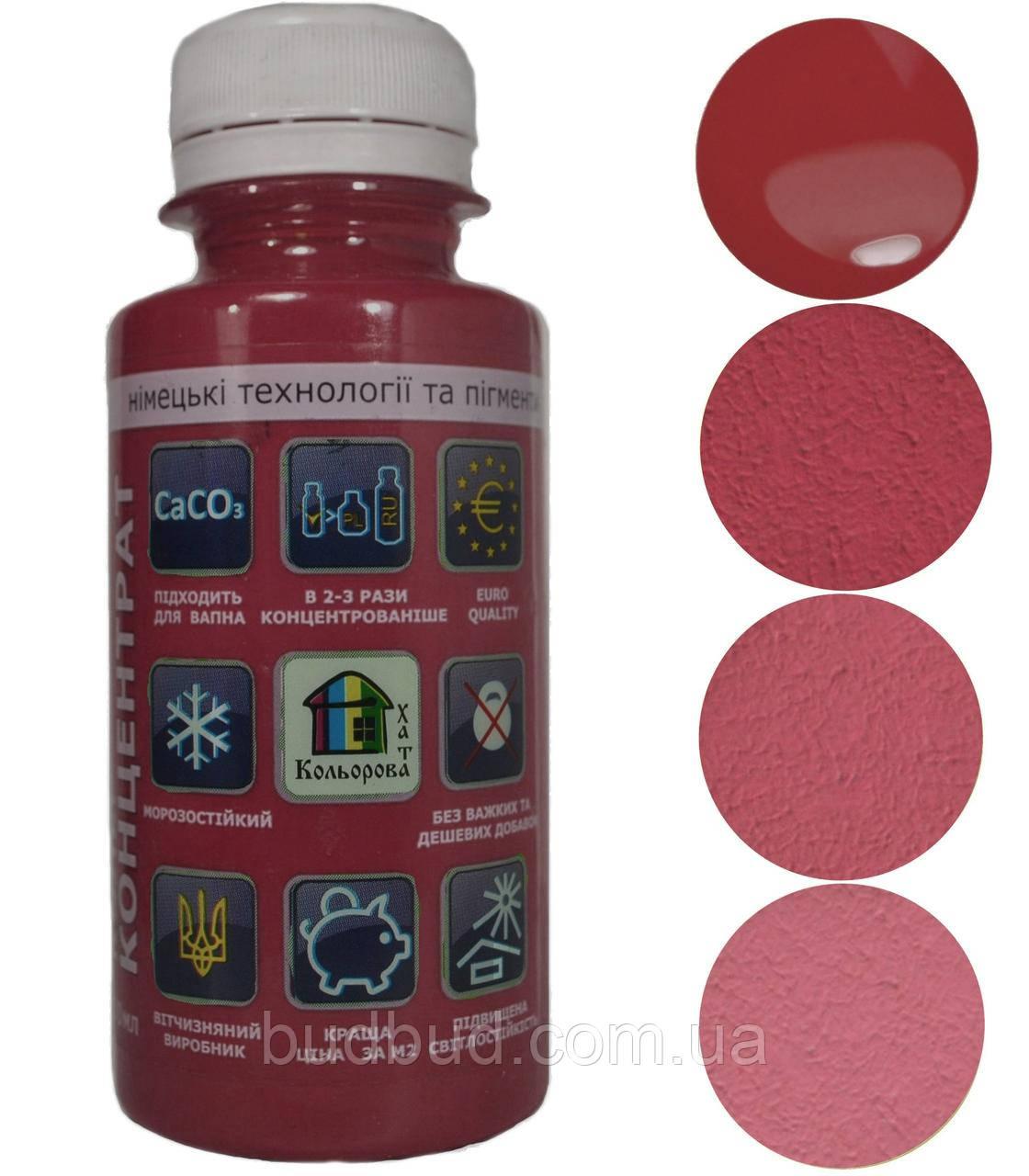 Красящий пигмент Кольорова Хата № 30 Пурпурный 0.1 л