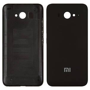 Задняя крышка для Xiaomi MI2 / MI2S черный, фото 2
