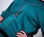 Костюм женский большого размера юбка на резинке Размеры: 52-54,56-58,60-62,, фото 6
