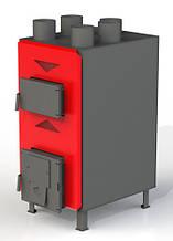 Теплогенератор твердотопливный Dragon ТТГ-РТ 35 кВт (6-2 мм) Protech