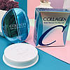 Увлажняющая компактная пудра с коллагеном 13 светло-бежевый Enough Collagen Two way Cake 13, фото 4